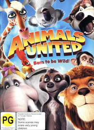 Animals United on DVD