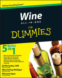 Wine All-in-One For Dummies by Ed McCarthy