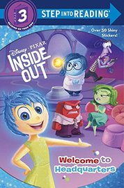 Inside Out: Welcome to Headquarters (Disney/Pixar Inside Out) (Step into Reading) by Rh Disney