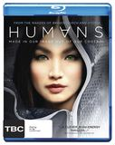 Humans on Blu-ray