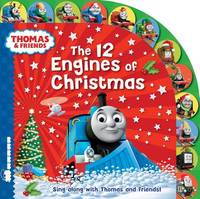 Thomas & Friends: The 12 Engines of Christmas by Egmont Publishing UK