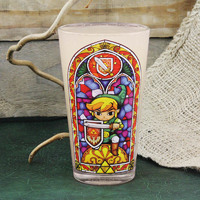 Legend of Zelda - Link's Glass image