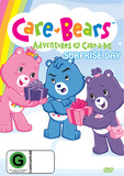 Care Bears: Adventures In Care-a-Lot - Volume 3 - Surprise Day on DVD