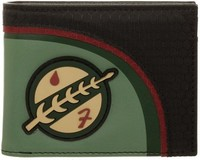 Star Wars: Boba Fett PU Leather - Bi-Fold Wallet