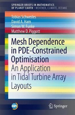 Mesh Dependence in PDE-Constrained Optimisation by Tobias Schwedes image