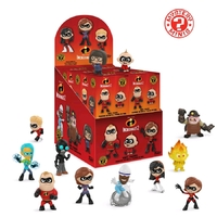 Incredibles 2 - Mystery Minis Vinyl Figure (Blind Box)