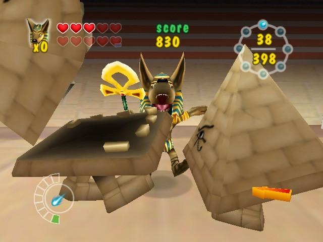 Anubis II for Nintendo Wii image