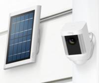 Ring: Spotlight Solar Panel - White image