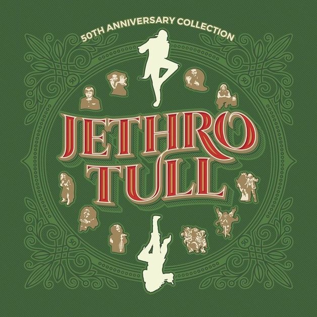 50th Anniversary Collection by Jethro Tull
