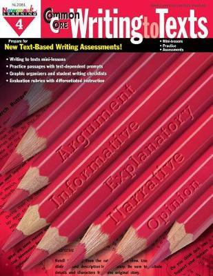 Common Core Practice Writing Grade 4
