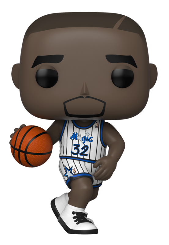 NBA Legends - Shaquille O'Neal (Magic Home) Pop! Vinyl Figure