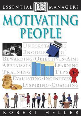 Motivating People by Robert Heller image