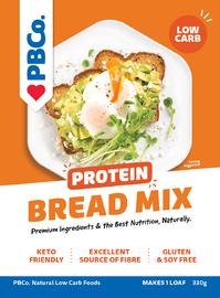 PBCo. Protein Bread Mix (330g)