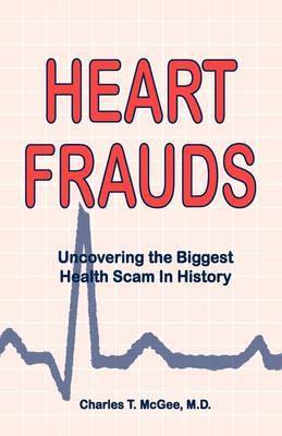 Heart Frauds by Charles T. McGee image