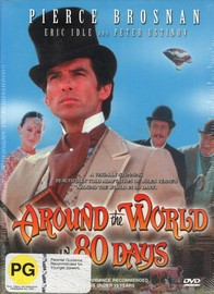 Around The World In 80 Days (Mini-Series) (3 Disc Box Set) on DVD image
