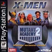 X-Men Mutant Academy 2 for
