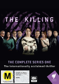 The Killing - The Complete Series One on DVD