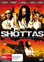 Shottas on DVD