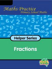 Maths Practice Helper Series: Fractions for PC
