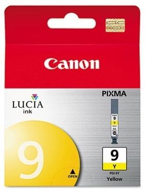 Canon PGI9Y YELLOW CARTRIDGE PRO 9500 image