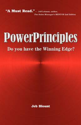 Powerprinciples by Jeb Blount