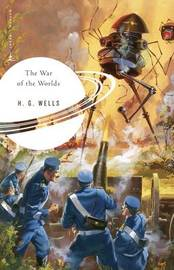 Mod Lib War Of The Worlds by H.G.Wells image