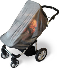 Jolly Jumper: Solarsafe Net for Strollers