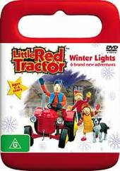 Little Red Tractor: Winter Lights on DVD