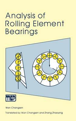 Analysis of Rolling Element Bearings by Wan Changsen