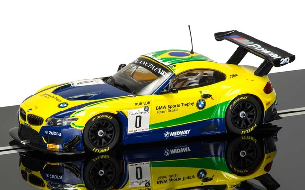 Scalextric: BMW Z4 GT3 - Blancpain Series Brands Hatch 2015 - Slot Car