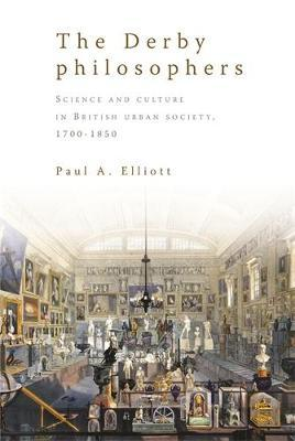The Derby Philosophers by Paul Elliot image