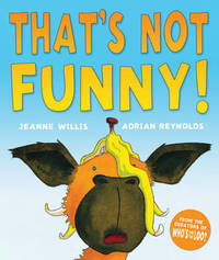 That's Not Funny! by Jeanne Willis image