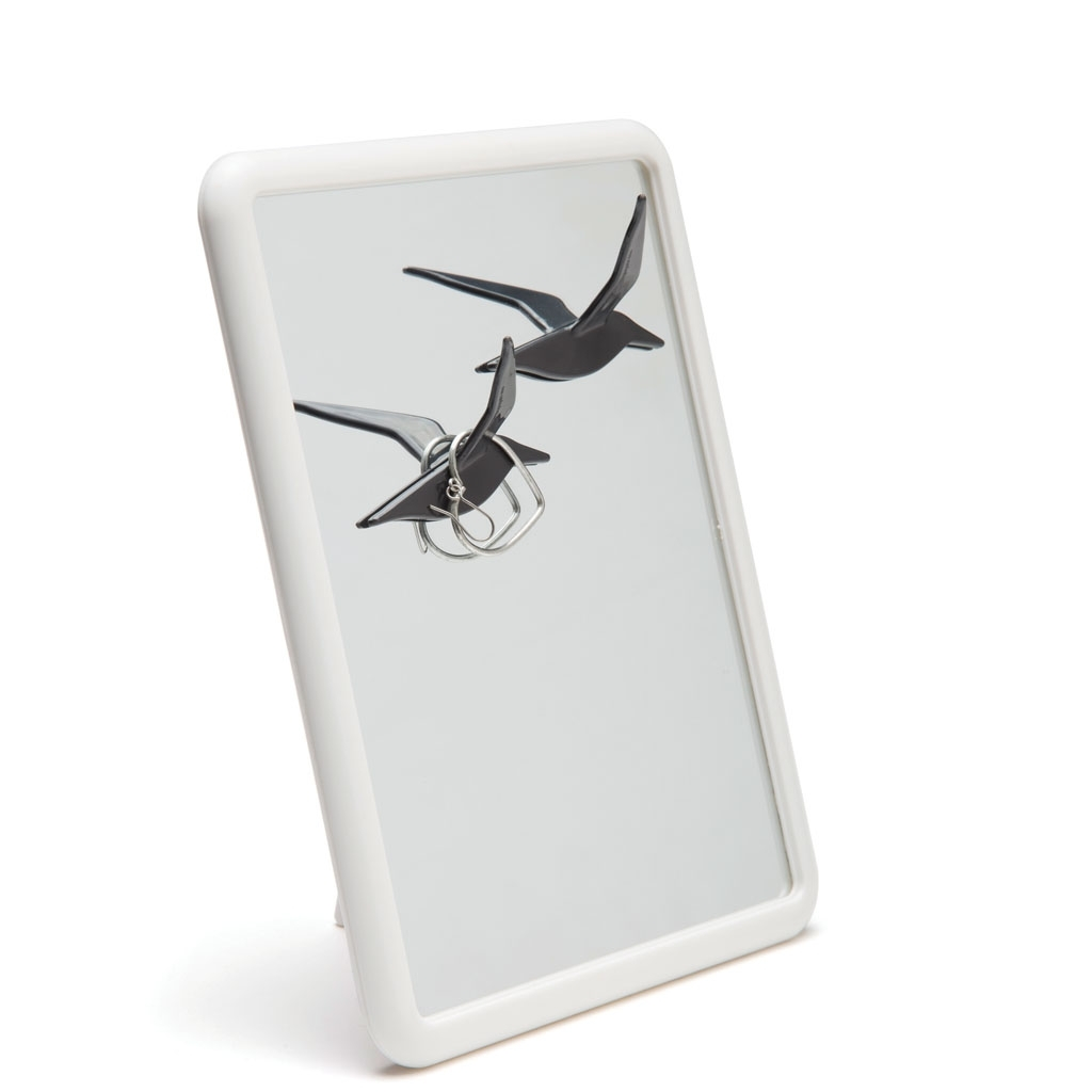 Monkey Business: Fly By Reflection Jewelry Holder (Black) image