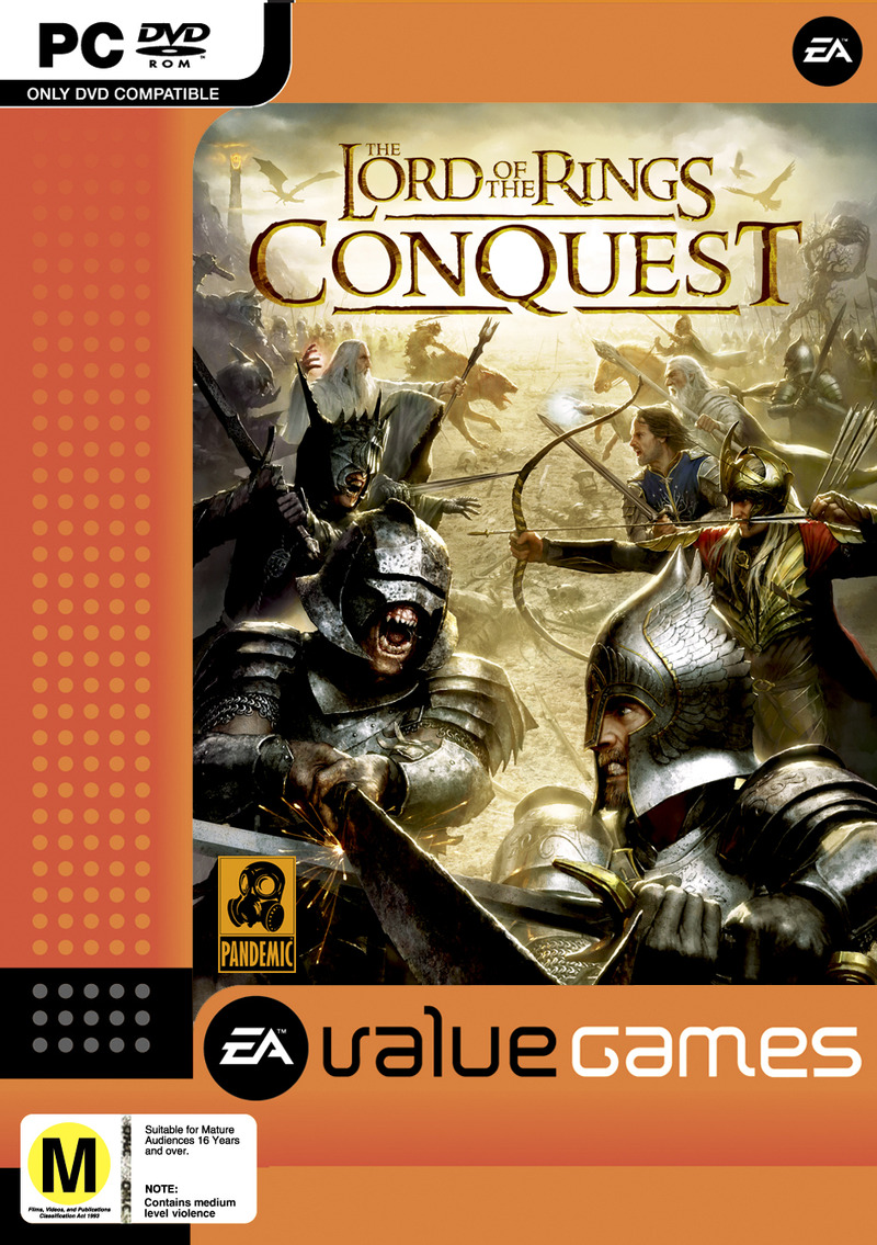 Lord Of The Rings Conquest Best Buy
