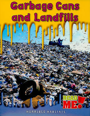 Garbage Cans and Landfills by Sharon Katz Cooper image