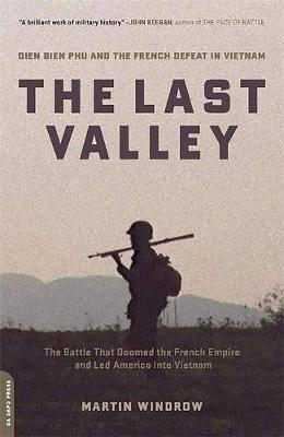 The Last Valley by Martin Windrow image
