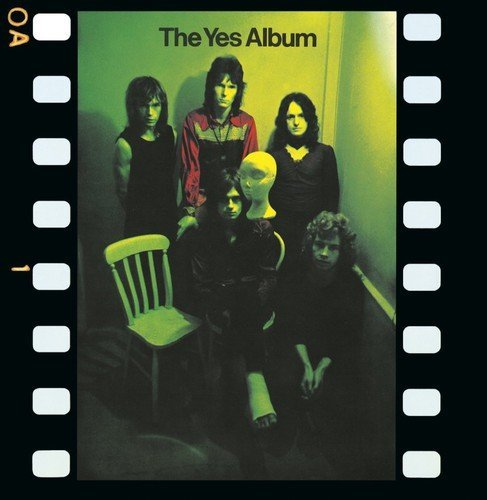 The Yes Album (CD/Blu-ray) by Yes