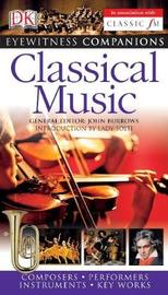 Eyewitness Companions: Classical Music by John Burrows image