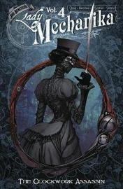 Lady Mechanika, Vol. 4: Clockwork Assassin by Joe Benitez image