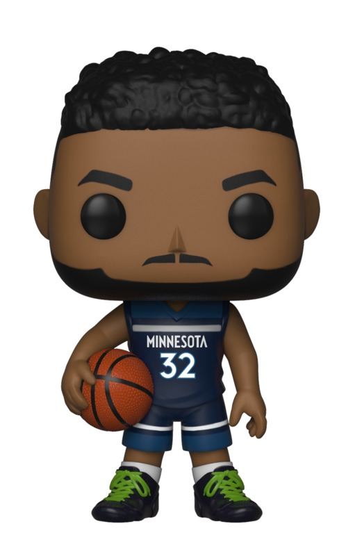 NBA: Timberwolves - Karl-Anthony Towns Pop! Vinyl Figure