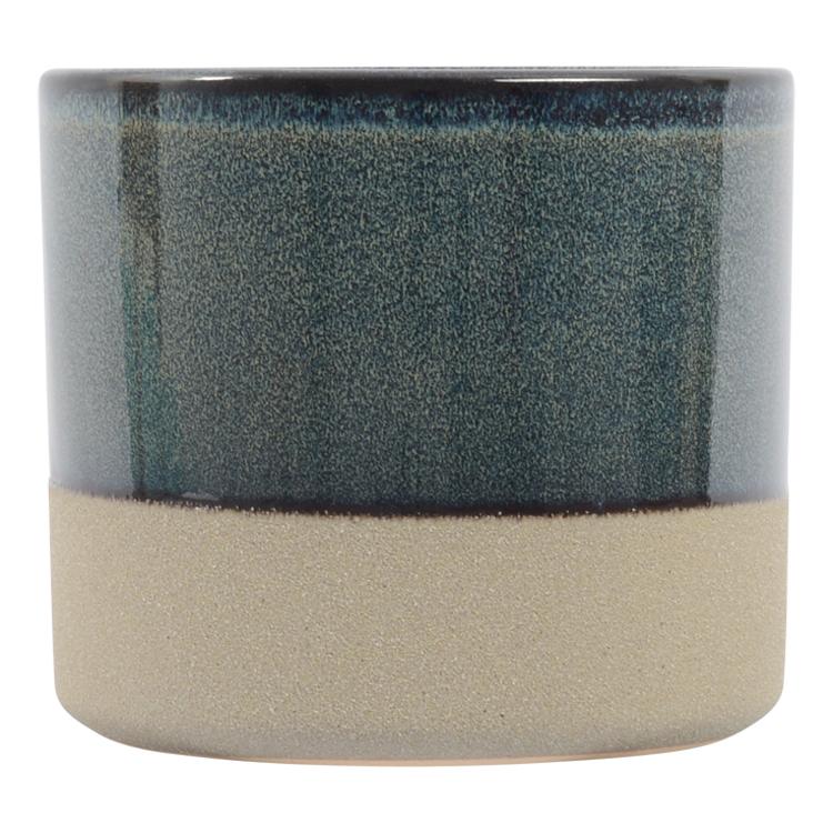 Sema Pot Winter Blue (11x10cm) image