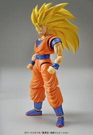Dragon Ball: Figure-rise: SS3 Goku - Model Kit image