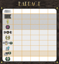 Barrage - Board Game image
