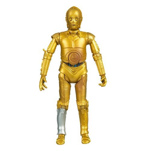 """Star Wars: 3.75"""" Vintage Figure - C-3PO"""