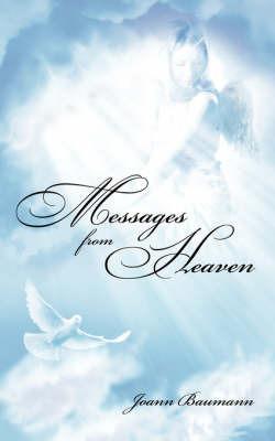 Messages from Heaven by Joann Baumann image