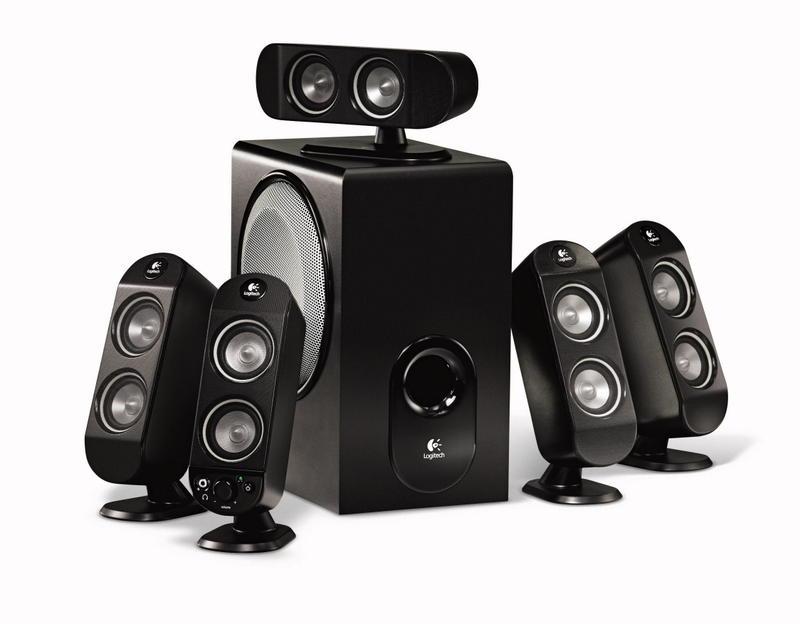 Logitech X-530 5.1 Speaker System image