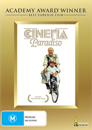 Cinema Paradiso: Academy Award Winners on DVD image