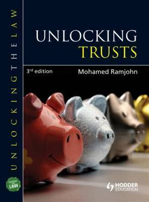 Unlocking Trusts by Mohamed Ramjohn image