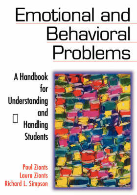 Emotional and Behavioral Problems by Paul Zionts