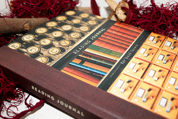 Reading Journal: For Book Lovers by Potter Style image